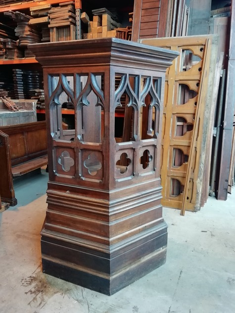 Church Pulpit