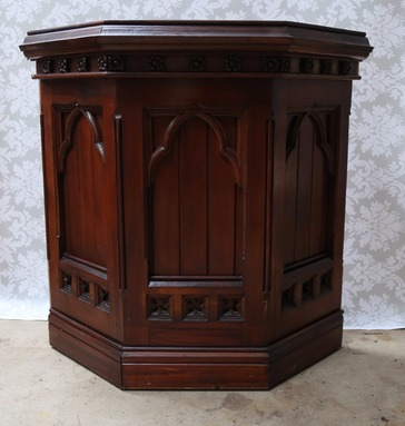 Antique Pulpit